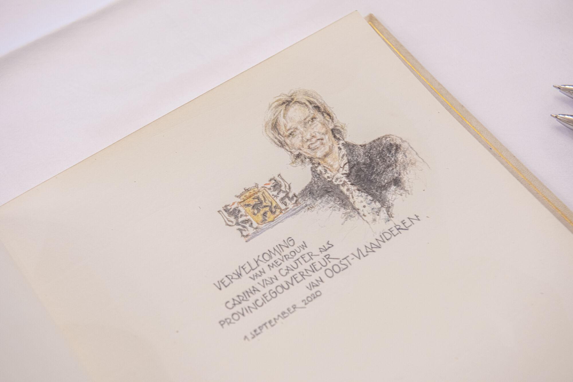 20200901 Gouverneur Carina Van Cauter persmoment