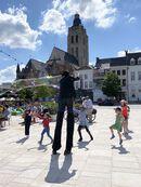 Mobiele muziekanimatie en acts in Oudenaarde
