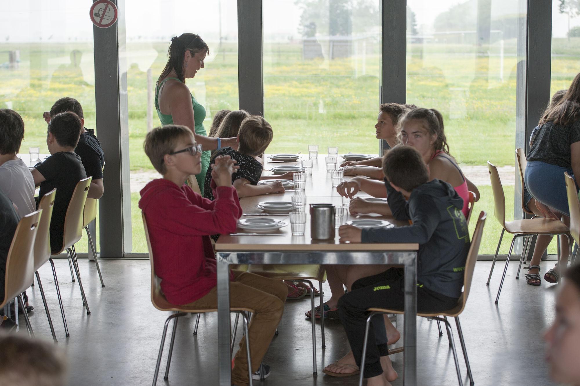 20180530 De Boerekreek - sportklas