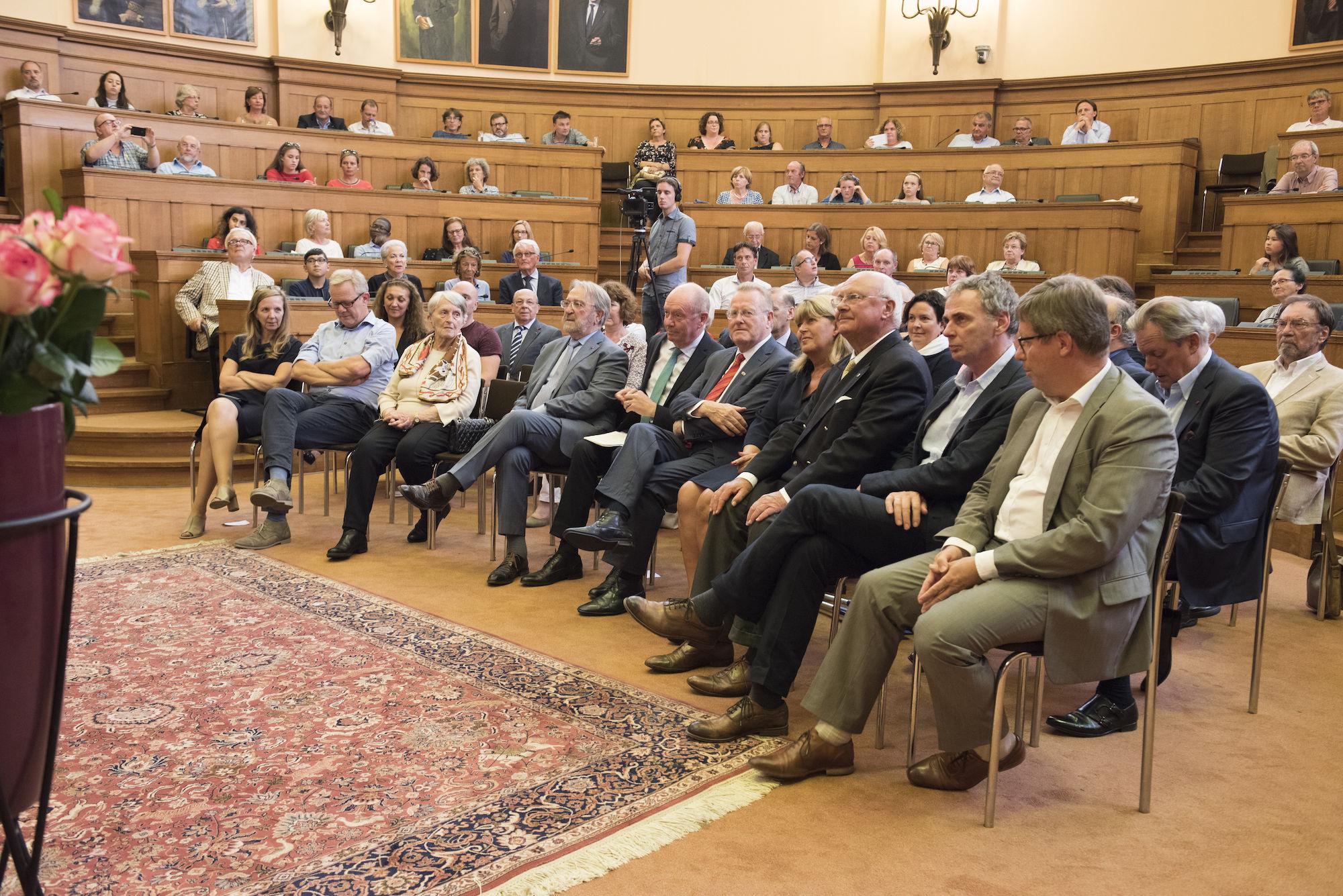 20180905 Huldezitting Provincieraad