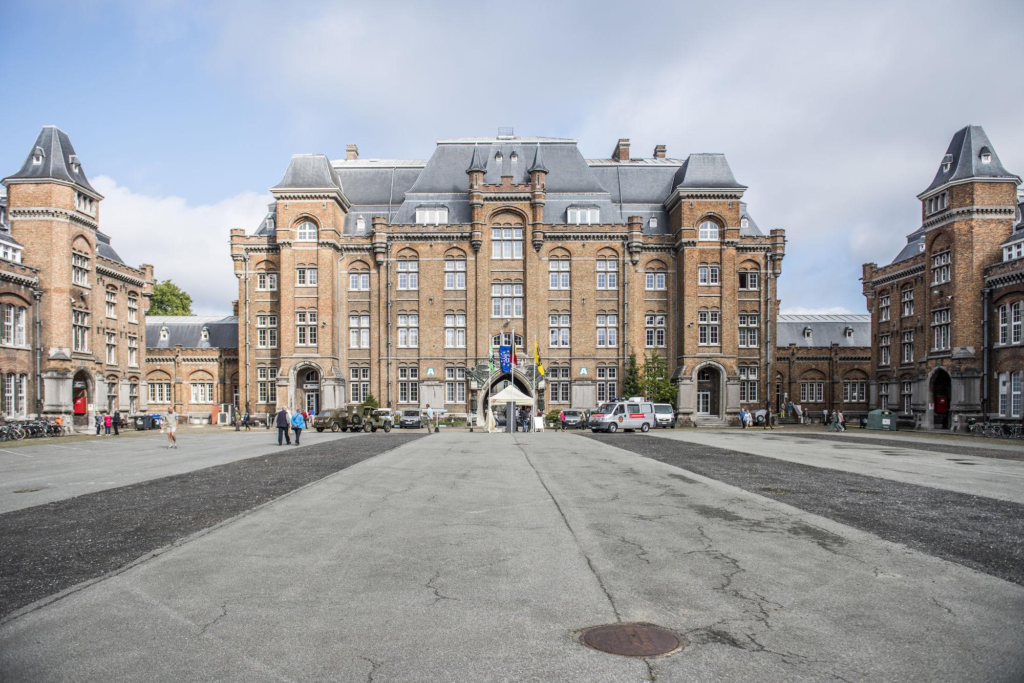170910 Open Monumentendag Leopoldskazerne