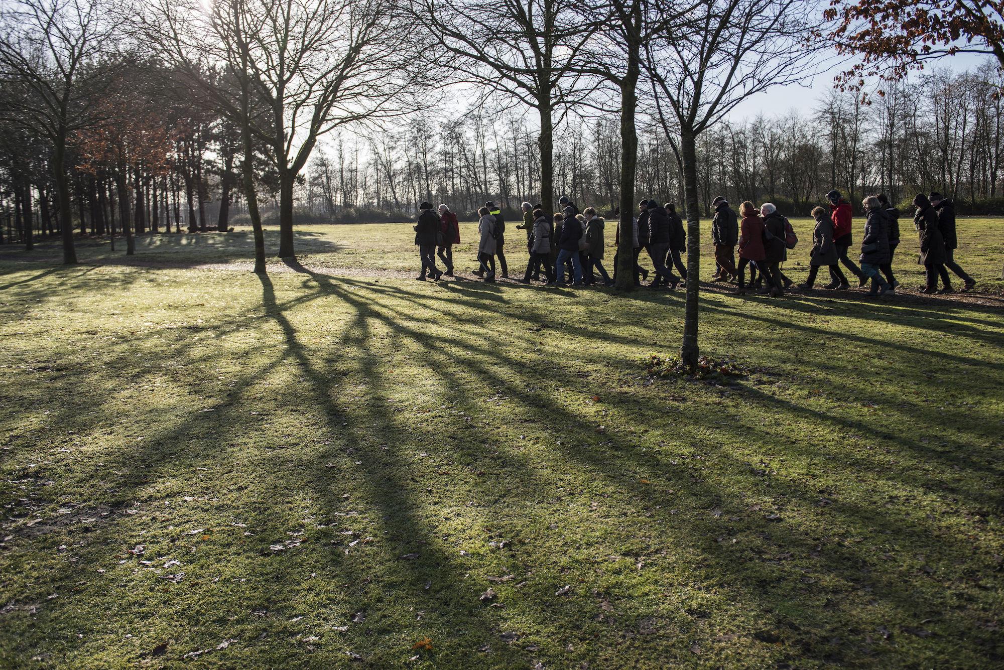 20190203 De Brielmeersen winterwandeling met natuurgids