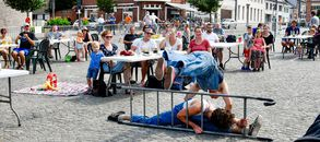 Cultuurcarrousel in Denderleeuw