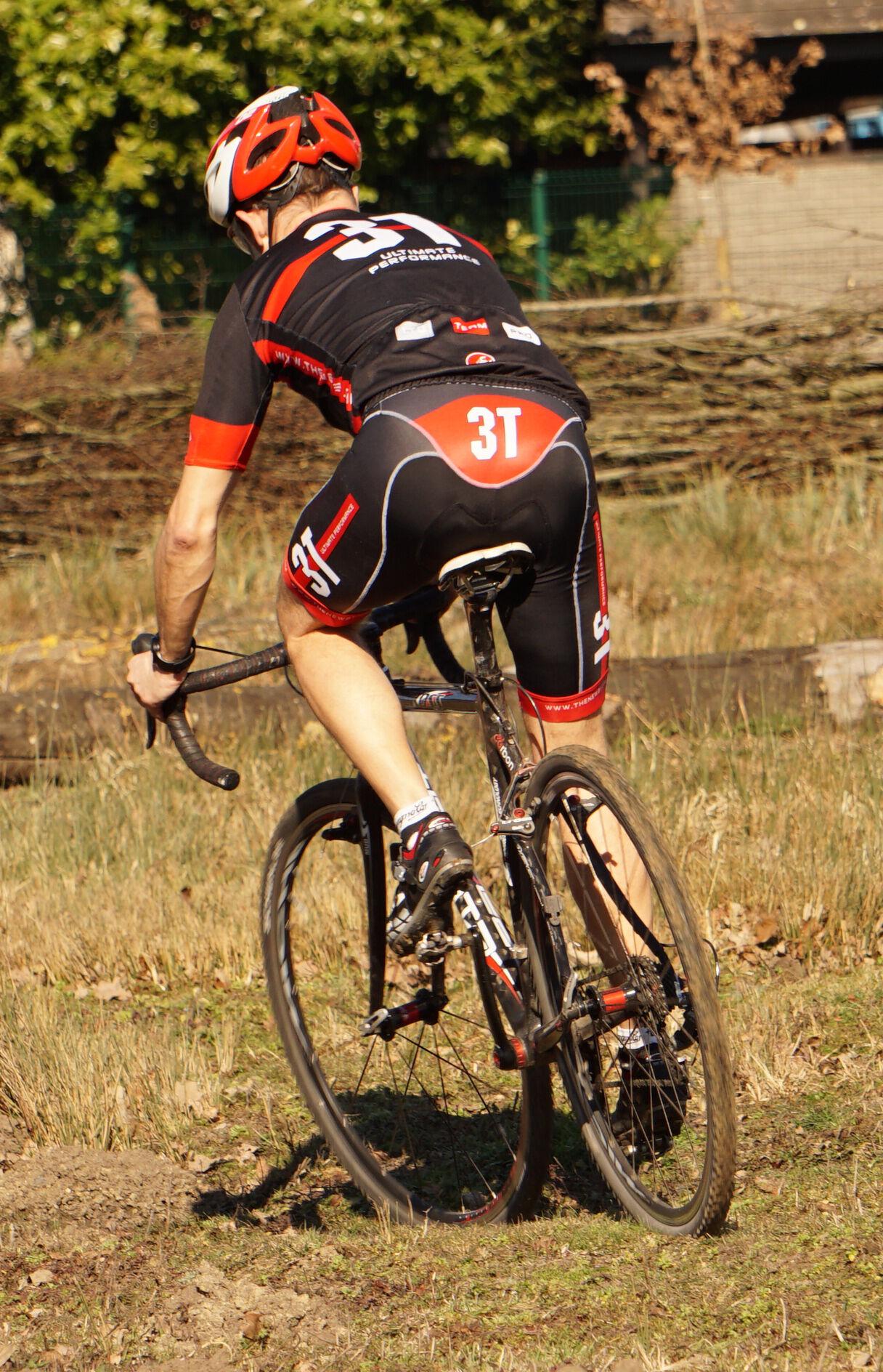 20190318 Puyenbroeck: oefenterrein mountainbike & cyclocross