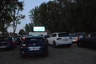 Drive-in cinema in Haaltert