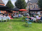 Pop-up in Sint-Laureins (Watervliet)