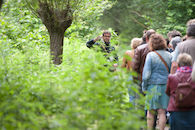 20180624 Fotoreportage wandeling met gids in provinciaal domein Het Leen
