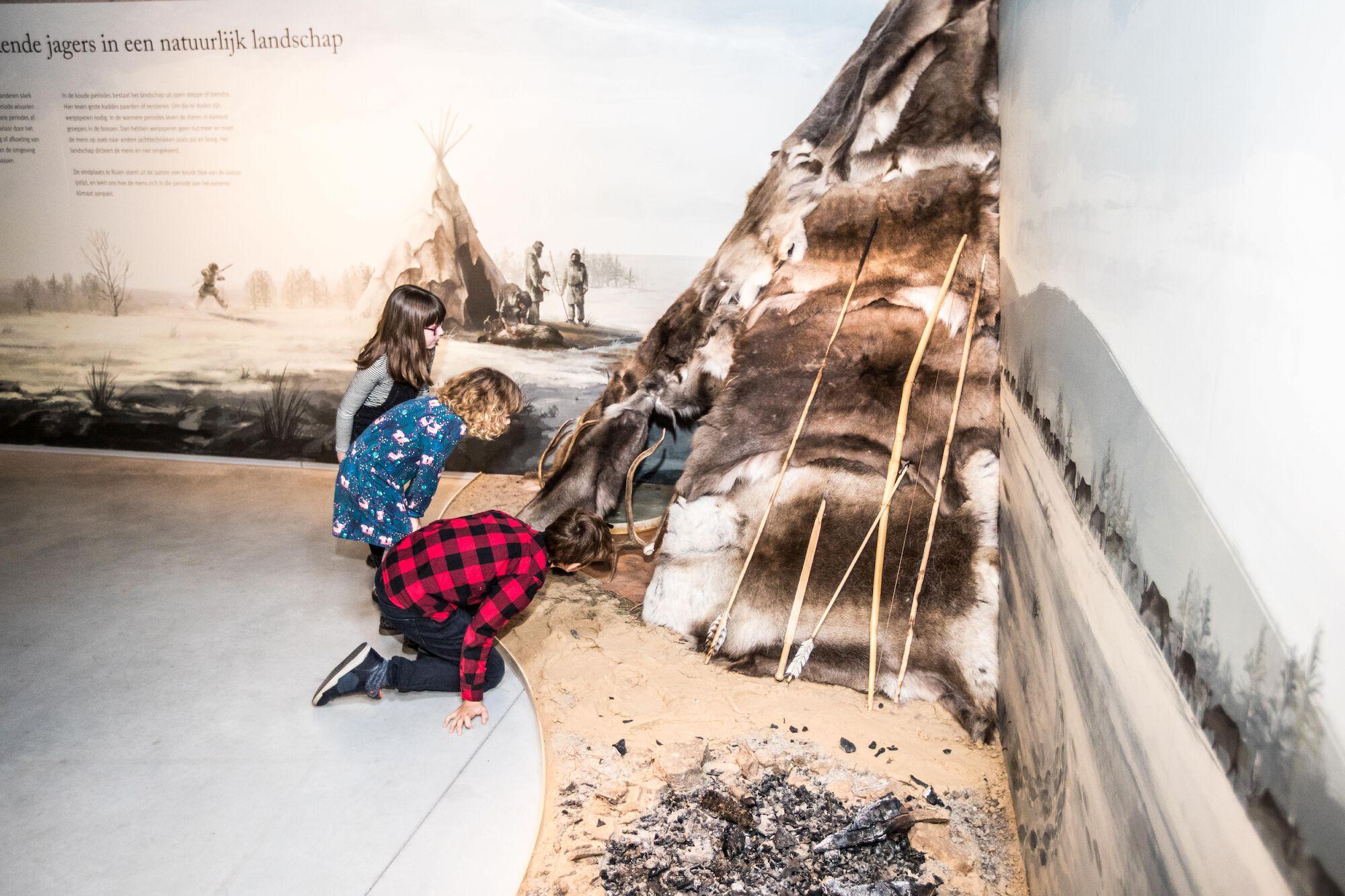 tentoonstelling Archeocentrum Velzeke