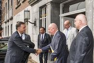 20180529 ontvangst ambassadeur Turkije